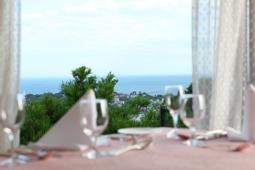 高台・海眺望のプチホテル